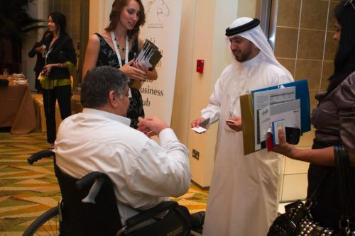 Arab Business Club Networking Event