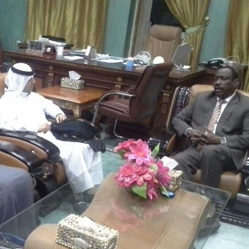 Arab Business Club President Hamdan Mohamed Almurshidi on opening trade deals with Sudan