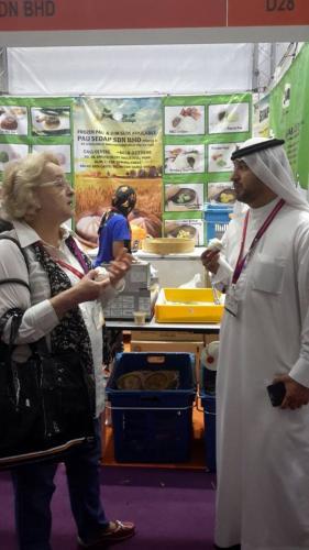 Arab Business Club President Hamdan Mohamed Almurshidi visit to Malaysia